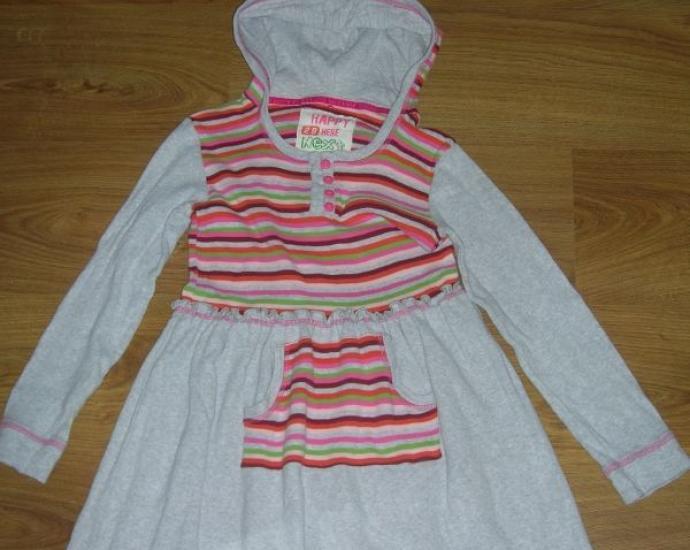 Платье для девочки Next. Куплено в Англии