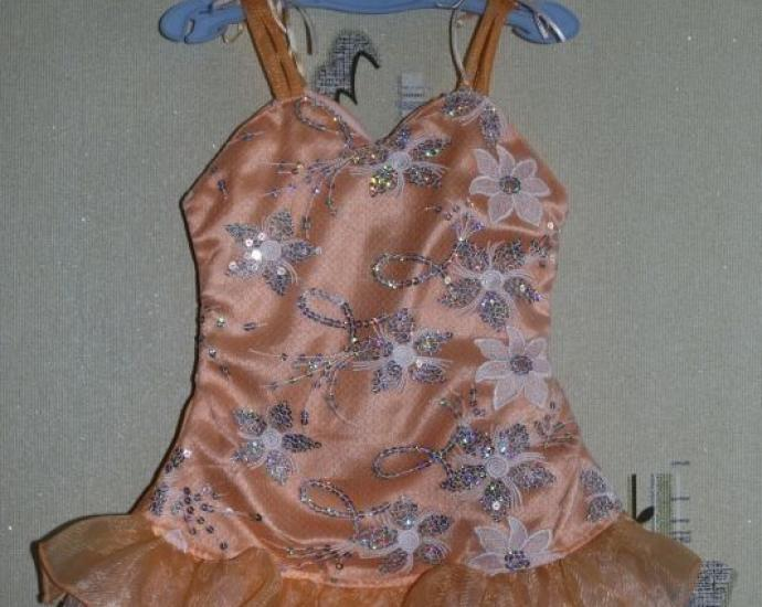 Красивое праздничное платье