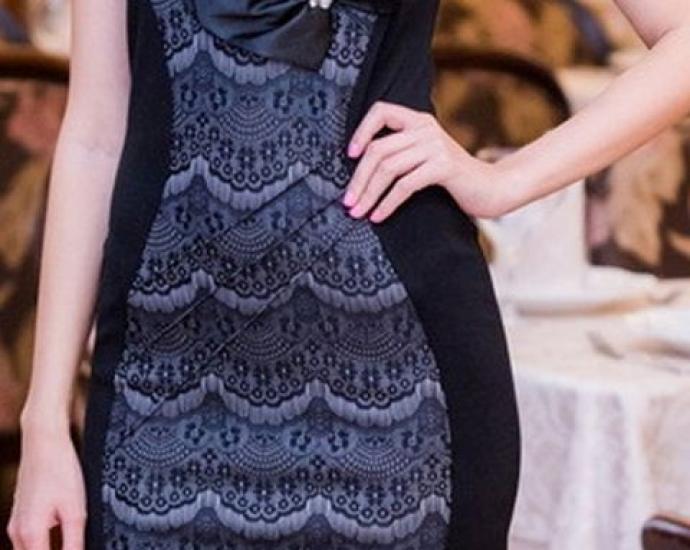 Красивое платье в наличии