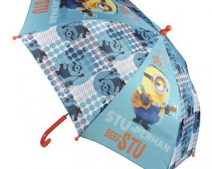 Зонт Миньйоны