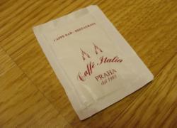 Пакетики с сахаром № 916-920