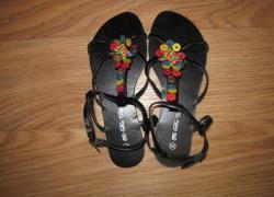 Босоножки - сандали женские пуговички