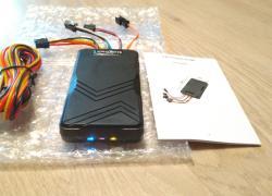 Автомобільний GSM GPS трекер Sinotrack ST-906 маяк маячек tracker